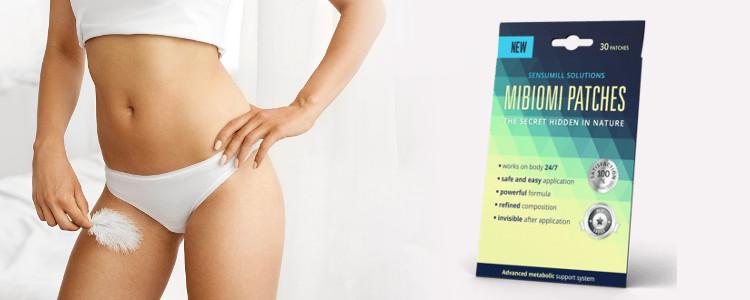 A hatások az Mibiomi Patches első használat után láthatók.